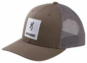 Browning Prowler Mesh Backed Hat, Loden
