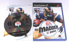 "PS 2 Playstation 2 Spiel "" MADDEN 2003 Football "" KOMPLETT"