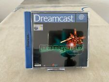 Bangai-O (Sega Dreamcast, 2000) PAL OVP / CIB