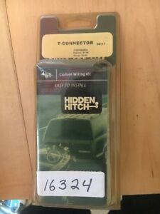 Trailer Connector Tow Harness Hidden Hitch 16324 fits Ford Explorer Mazda Navajo