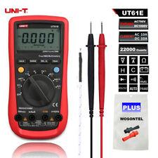 UNI-T UT61E True RMS 22000 Auto Range LCD Digital Multimeter DMM RS232 USB US