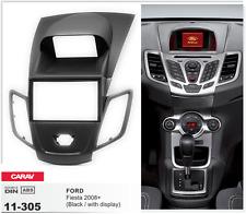 CARAV 11-305 2Din Marco Adaptador de radio FORD Fiesta 2008+ con pantalla, negro