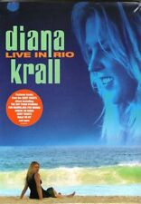 DIANA KRALL - LIVE IN RIO (2009) - BRAND NEW & SEALED DVD