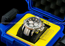 Invicta Men Subaqua Poseidon Z60 Ronda Chronograph MOP Dial Watch Slot Box 26963