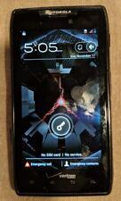New listing Motorola Droid Razr Maxx Xt912 - Black 16Gb - (Vzw/Mvno) Works! no accessories