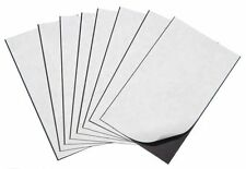"100 Self Adhesive Flexible Magnets 2"" x 3""  20 mil"