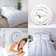 LUXURY HOTEL QUALITY DUVET DOUBLE SUPER KING SIZE QUILTS 4.5 10.5 13.5 15 16 TOG