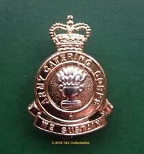 ARMY CATERING CORPS CAP BADGE (version 2) (NN)