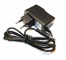 Atari 2600 Video Game Console 9V Replacement Power Supply PSU 2 Pin Euro Plug UK