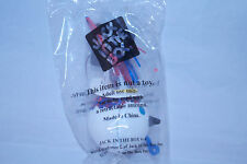 Jack in the Box Reindeer Rudolph Antenna Ball SEALED NEW NIP UNOPENED