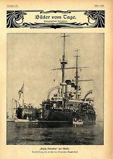 Aufruhr und Meuterei in Odessa Panzerkreuzer Potemkin c.1905