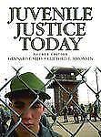 Juvenile Justice Today by Gennaro F. Vito and Clifford E. Simonsen 4th Edition
