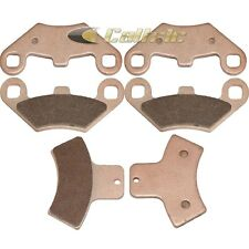 Brake Pads FITS POLARIS XPEDITION 425 4x4 Front Rear Brakes 2000