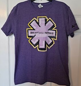 Vintage Red Hot Chili Peppers L Large The Getaway Tour Concert T-Shirt  💥