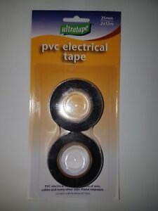 PVC Electrical Tape 2PK