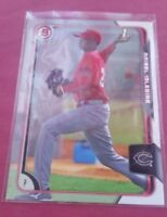RAISEL IGLESIAS 2015 BOWMAN PROSPECT CARD #BP-103 REDS (( ROOKIE )) MINT