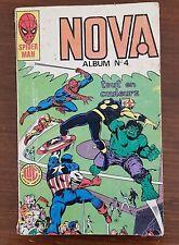 NOVA album N°4 contient Nova 13+14+15+16. Edité chez LUG en 1979