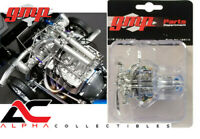 GMP 18914 1:18 429 TWIN TURBO ENGINE/TRANSMISSION ONLY PLUMBED/WIRED