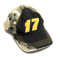 Matt Kenseth #17 Nascar Cap Hat Chase Racing Licensed Fenway Car