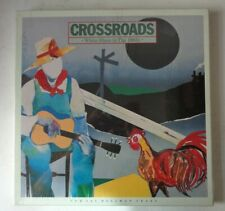 Crossroads White Blues in the 1960's Sealed 3 cassette Box Set Jac Holzman