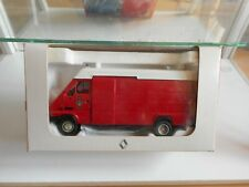 Eligor / LBS Renault B 110 Pompiers in Red on 1:43 in Box
