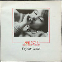 "Depeche Mode 12"" See You - England"