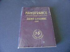 CATALOGUE MANUFRANCE 1957