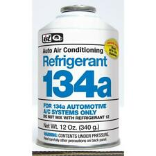 R134a AUTO AIR CONDITIONING REFRIGERANT A/C 12oz CAN SELF SEALING RECHARGE NEW.