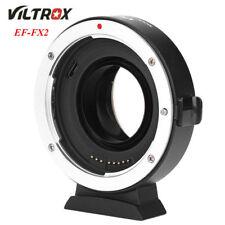 Viltrox EF-FX2 0.71x AF Lens Adapter for Canon EF/EF-S Lens to Fuji Mirrorless