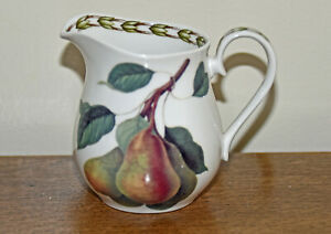 Queens Fine China Hookers Fruit RHS Collection small milk cream jug 95mm