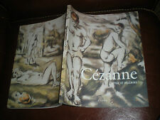CEZANNE, MYTHE ET PELERINS - CATALOGUE EXPOSITION 2006 - ACTES SUD