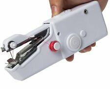 Quick Handy Cordless Repair Singer Portable Stitch Sew Hand Held Sewing Machine