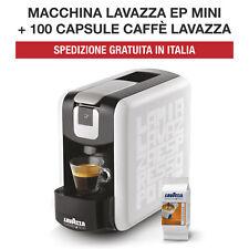 Lavazza Ep Mini Bianca Espresso Point + 100 Caspule Lavazza Cremoso Web
