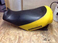 Skidoo Ski Doo Brp Rev Mx Z Gsx Seat Black Yellow 5110903D