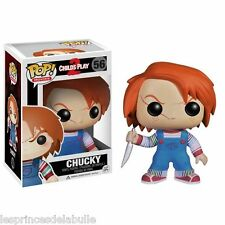 STATUE FUNKO POP HORROR MOVIES SERIES CHILD'S PLAY CHUCKY Figure / Figurine