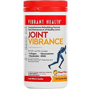 Vibrant Health Joint Vibrance, Daily Maintenance of Healthy Joints, 12.96 oz