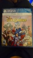 Wargroove Deluxe Edition Sony Playstation 4 PS4 New