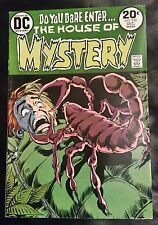 THE HOUSE OF MYSTERY # 220 - DC COMICS - DEC. 1973 - HIGH GRADE