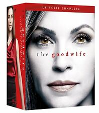 The Good Wife: Stagione 01-07 (DVD, 2017)