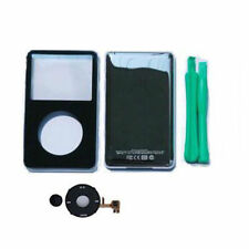 Full Housing Case Faceplate Back Cover Clickwheel for iPod 6th Classic 80 160gb Black 80gb