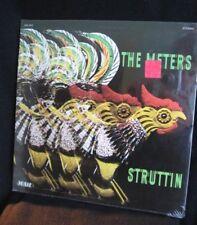 SEALED MINT ORIG 1970 1st Press BAYOU FUNK LP~ THE METERS ~ STRUTTIN~ JOSIE 4012