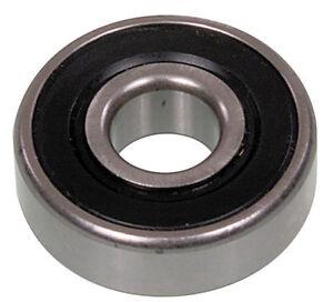 50 pcs WPS - 6201-2RS - Double Sealed Wheel Bearings, 12 x 32 x 10mm