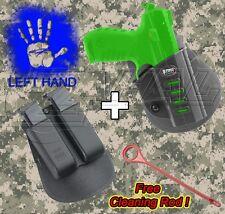Fobus Ruger SR22 Left Hand Combo Holster Mag. Pouch Kit - SR22 LH 6922