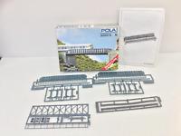 Pola 320373 N Gauge Steel Bridge Kit