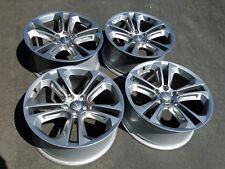 "19"" Q3 Audi factory OEM wheels rims 20  TT S4 S6 A4 A6 57mm hub a"