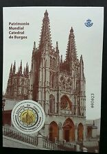 Spain World Heritage Of Humanity Cathedral Of Burgos 2012 (ms) MNH *odd *recess
