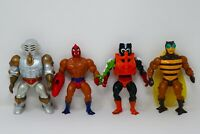 Mattel He-Man Masters of the Universe MOTU Incomplete Action Figures Lot C