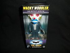 Funko The Joker Bank Robber Wacky Wobbler Bobble Head Batman Dark Knight DC