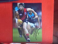 JAY NEAGLE HAND SIGNED PHOTO ESSENDON BOMBERS  AFL  8X6 INCH