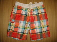 #6358 TIME TO SURF! EAGLE OUTFITTERS BOARD SHORTS MEN'S LARGE GOOD USED